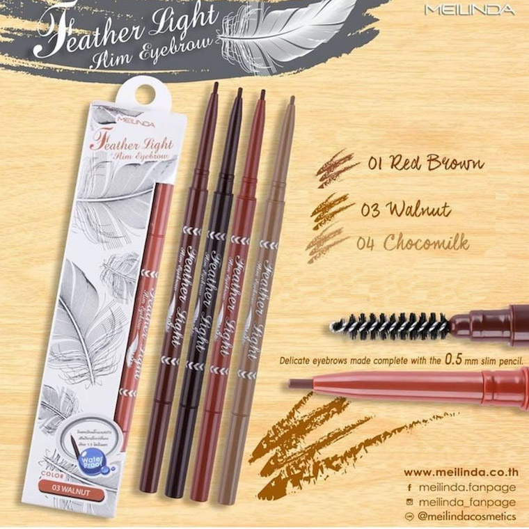 Feather Light Slim Brow