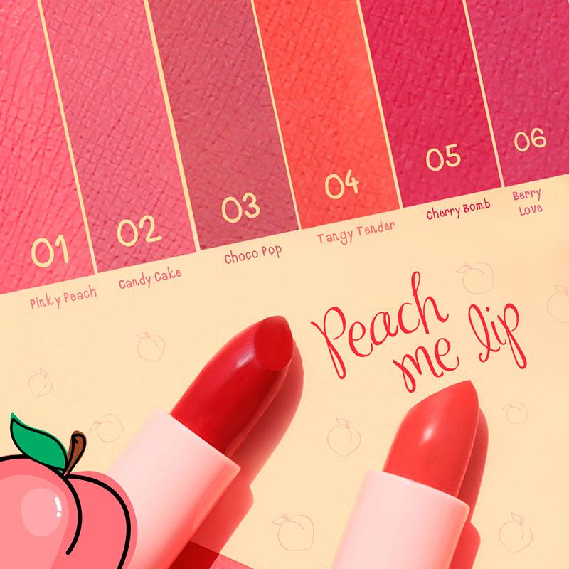 Peach Me Lip
