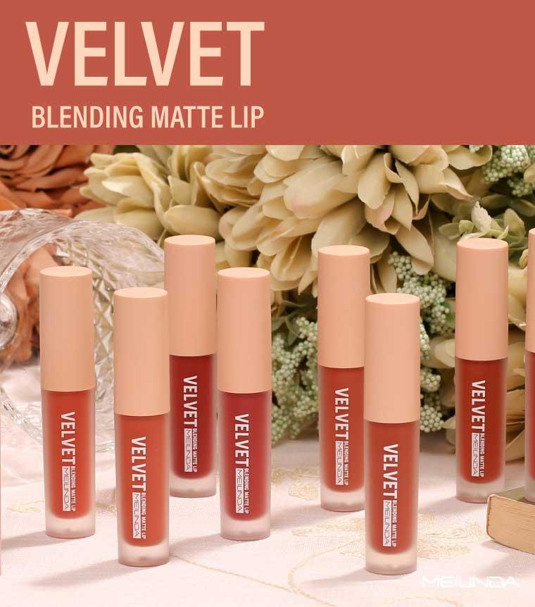 Velvet  Blending Matte Lip
