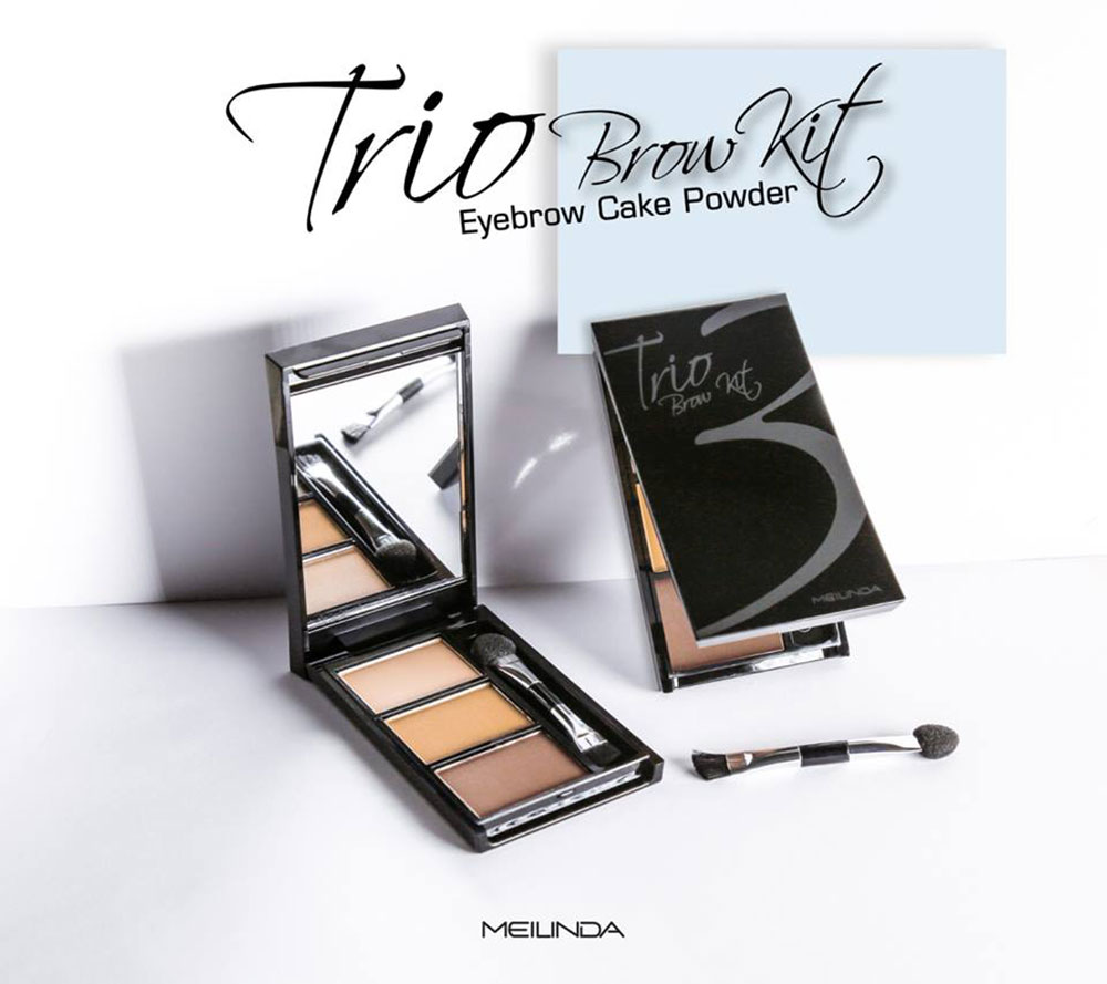 Trio Brow Kit