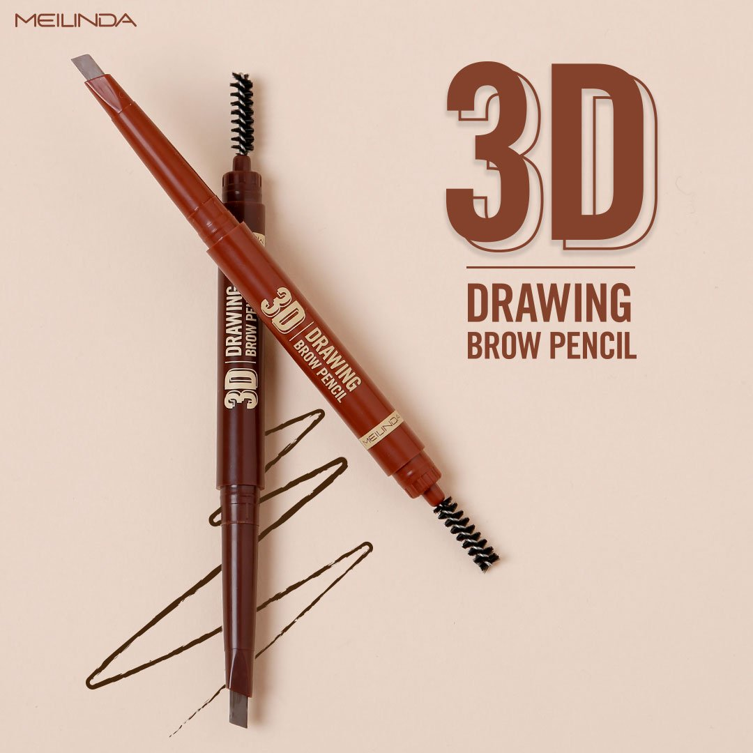 3D Drawing Brow Pencil