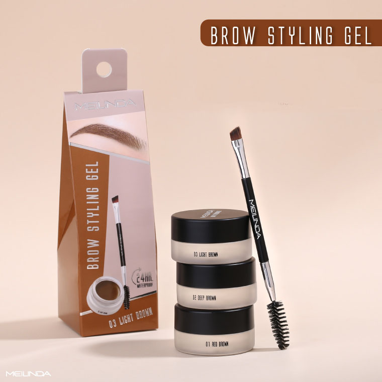 NEW COLOR!!  Brow Styling Gel
