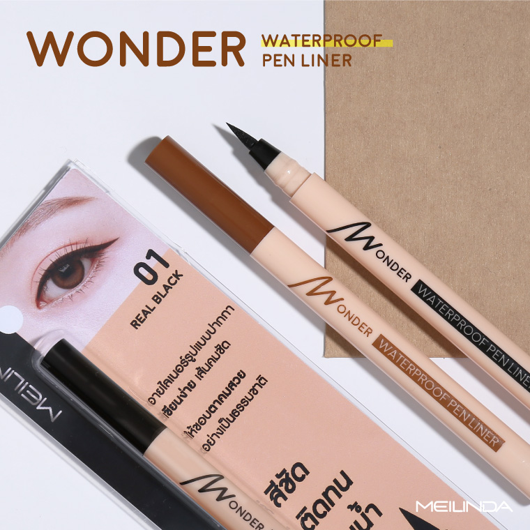WONDER WATERPROOF PEN LINER