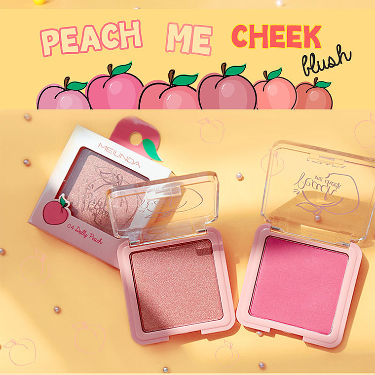 Peach Me Cheek