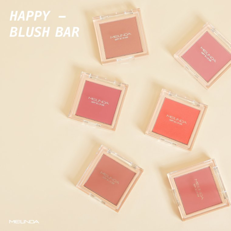 [FLASH SALE] Happy Blush Bar