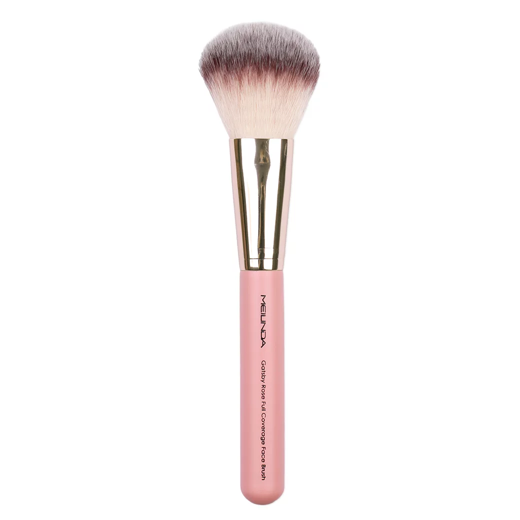 Gatsby Rose no.01 Full Coverage Face Brush (แปรงรองพื้น)