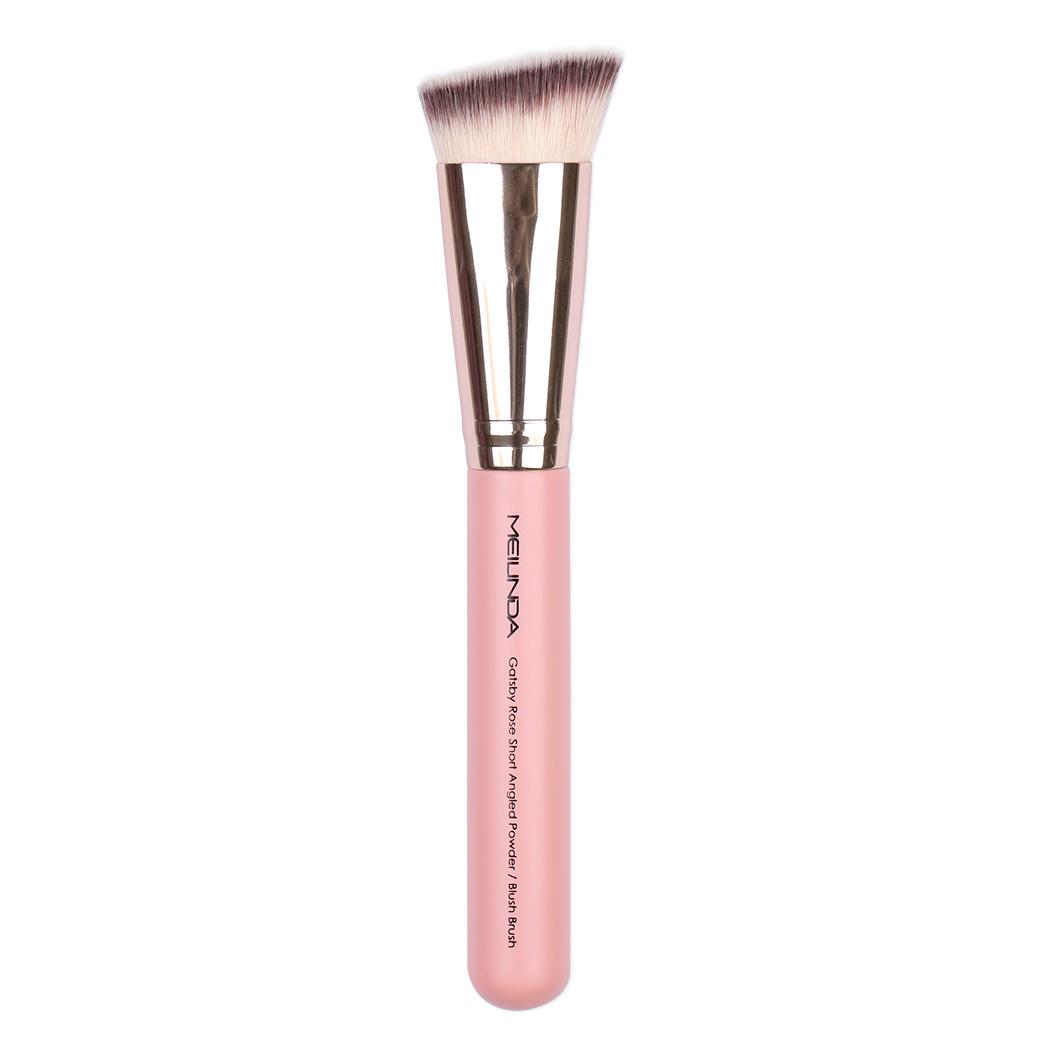 Gatsby Rose no.03 Short Angle Powder/Blush Brush (แปรงปัดแป้ง/บลัชออน)