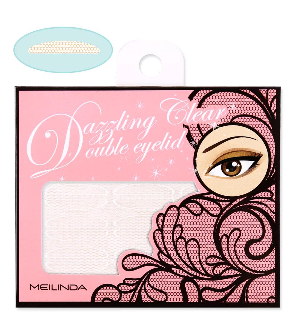 Dazzling Clear Double Eyelid (พร้อมกาว) ทรงรี