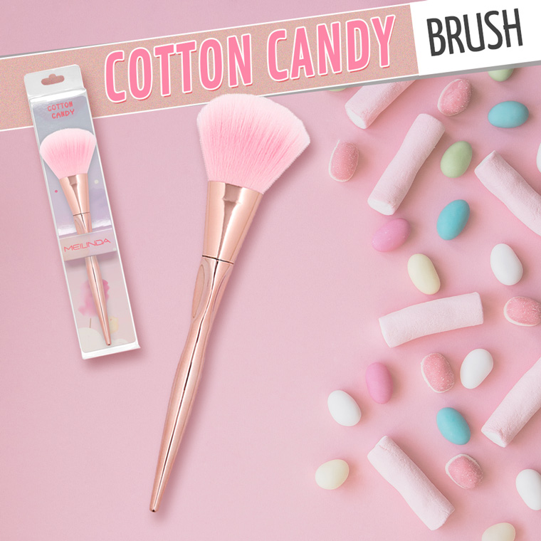 Cotton Candy Brush (แปรงปัดแก้มคอตตอนแคนดี้)